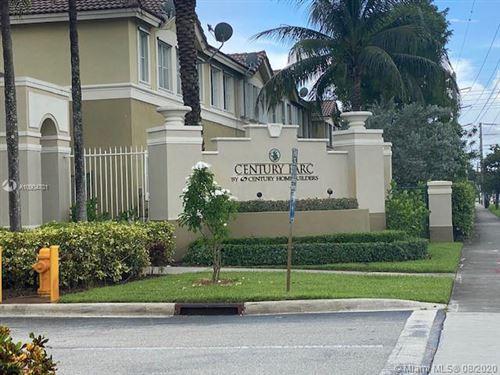 Photo of 8906 W Flagler #104, Miami, FL 33174 (MLS # A10904701)