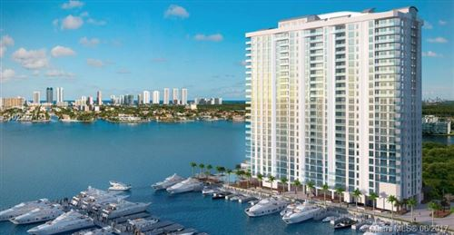 Photo of 17111 Biscayne Blvd # 1410, North Miami, FL 33160 (MLS # A10292713)
