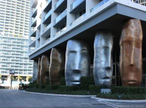 Photo of 495 Brickell Ave #2811, Miami, FL 33131 (MLS # A10884940)