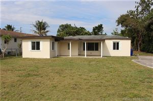 Photo of 5931 Grant St, Hollywood, FL 33021 (MLS # A10563943)