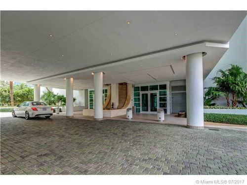 Photo of 900 Brickell Key Blvd #2104, Miami, FL 33131 (MLS # A10313990)