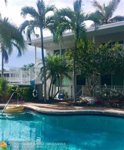 Photo of 822 NE 18TH AVE #1, Fort Lauderdale, FL 33304 (MLS # F10142129)
