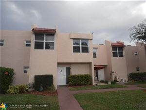 Photo of 9401 Evergreen Pl #103, Davie, FL 33324 (MLS # F10181187)