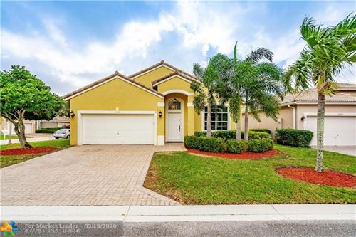 Photo of 5457 NW 122 DRIVE, Coral Springs, FL 33076 (MLS # F10216222)