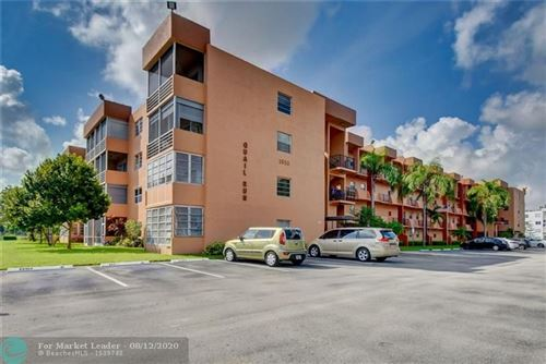 Photo of 3050 E Sunrise Lakes Dr #102, Sunrise, FL 33322 (MLS # F10243229)