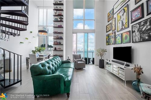 Photo of 300 S Biscayne Blvd #1222, Miami, FL 33131 (MLS # F10204242)