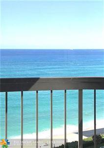 Photo of 5380 N Ocean Dr, Riviera Beach, FL 33404 (MLS # F10203364)