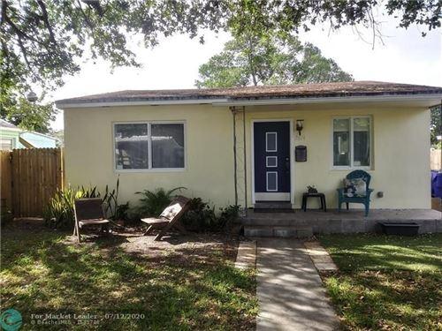 Photo of 2814 Adams St, Hollywood, FL 33020 (MLS # F10238396)