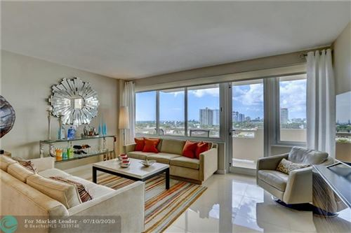 Photo of 3233 NE 34th St #811, Fort Lauderdale, FL 33308 (MLS # F10236433)