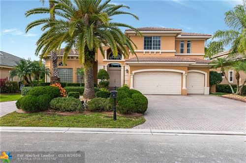 Photo of 12557 NW 65th Dr, Parkland, FL 33076 (MLS # F10216461)