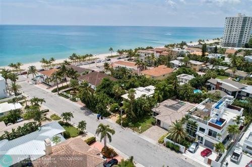 Photo of 3314 NE 15th Ct, Fort Lauderdale, FL 33304 (MLS # F10237461)
