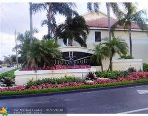 Photo of 520 S Park #26, Hollywood, FL 33021 (MLS # F10132511)