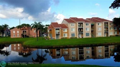 Photo of 7912 SONOMA SPRINGS CIRCLE #103, Lake Worth, FL 34997 (MLS # F10224528)