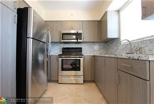Photo of 1917 LINCOLN ST #11, Hollywood, FL 33020 (MLS # F10131645)