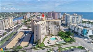 Photo of 201 N Ocean Blvd #609, Pompano Beach, FL 33062 (MLS # F10141706)