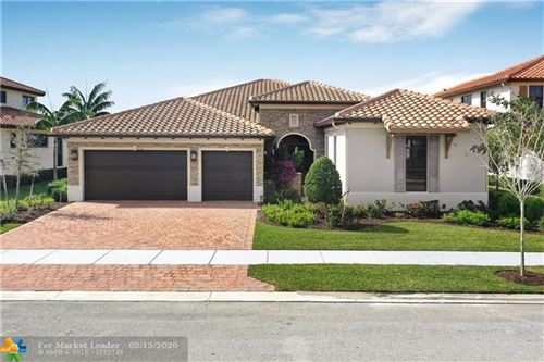 Photo of 8781 Waterview Ter, Parkland, FL 33076 (MLS # F10216758)