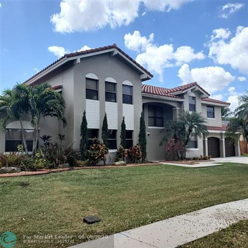 Photo of 20300 NW 2nd St, Pembroke Pines, FL 33029 (MLS # F10231791)