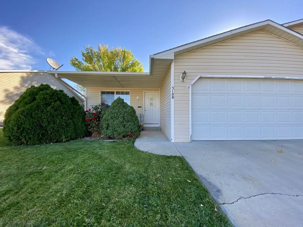 Photo of 518 29 1/4 Road #B, Grand Junction, CO 81504 (MLS # 20205196)