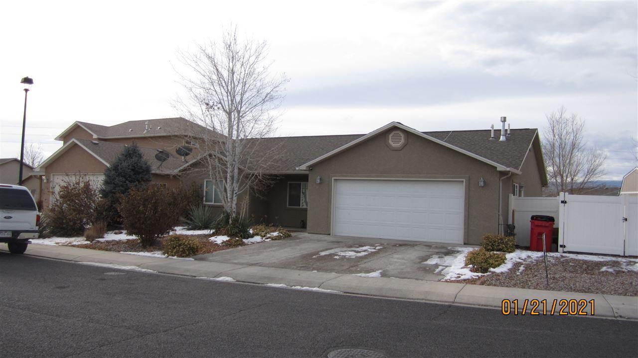 Photo of 3027 Prairie Wind Drive, Grand Junction, CO 81504 (MLS # 20210262)