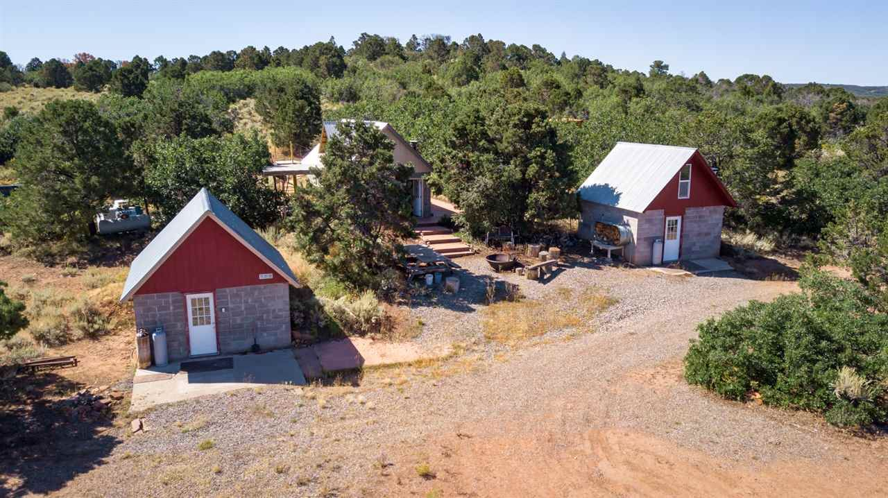 Photo of 6509 Uncompahgre Divide Road, Whitewater, CO 81527 (MLS # 20211599)