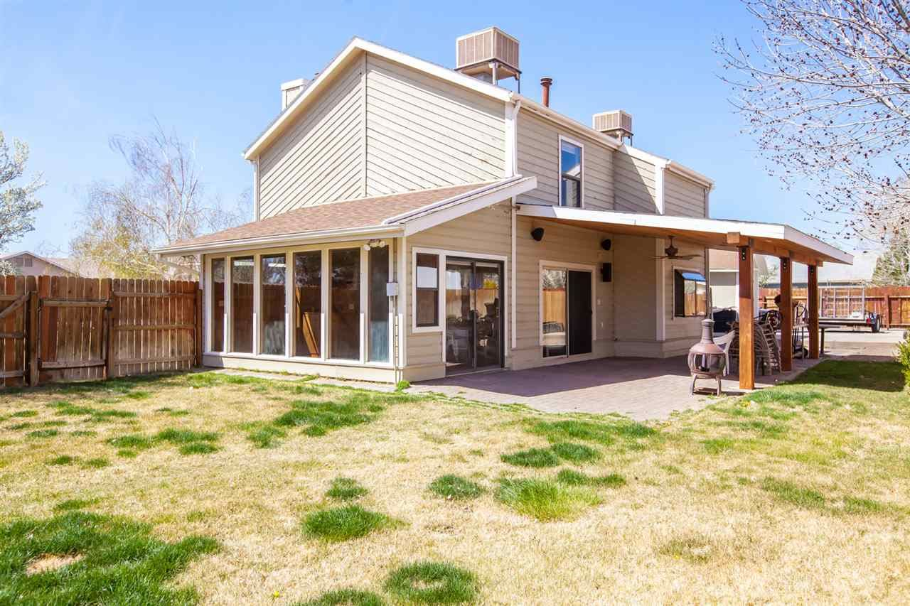 Photo of 614 Wagon Way, Grand Junction, CO 81504 (MLS # 20211658)
