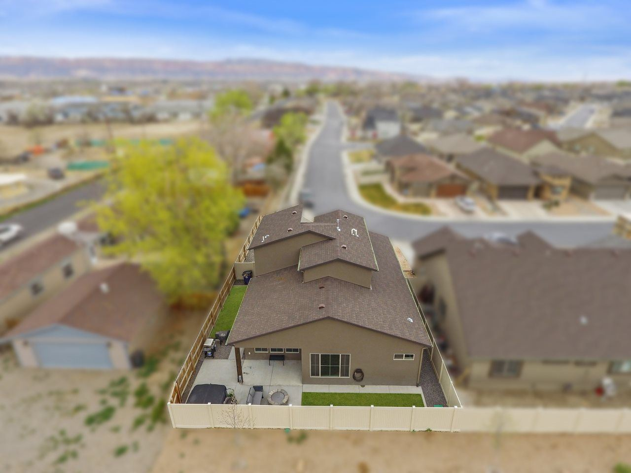 Photo of 2498 Apex Avenue #B, Grand Junction, CO 81505 (MLS # 20211707)