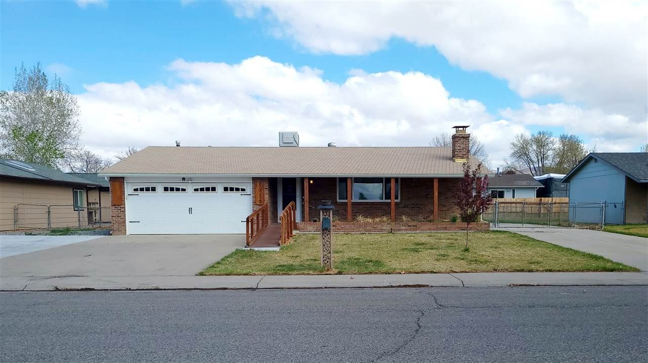 Photo of 3016 Bookcliff Avenue, Grand Junction, CO 81504 (MLS # 20211724)
