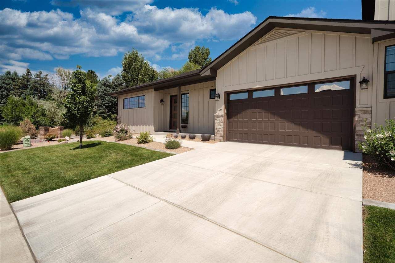 Photo of 1670 Wellington Avenue, Grand Junction, CO 81501 (MLS # 20213801)