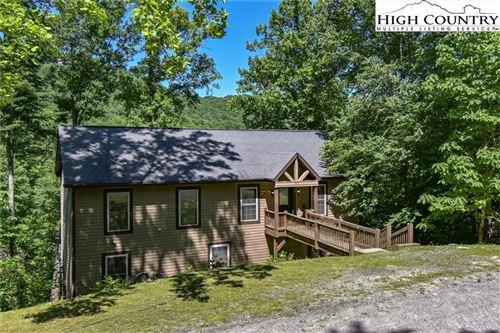 Photo of 335 Locust Ridge Road, Beech Mountain, NC 28604 (MLS # 231266)