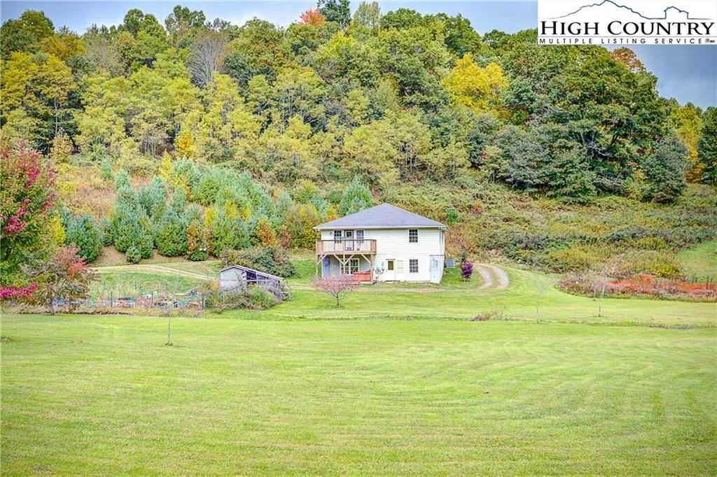 Photo for 394 Leon Coffey Road, Blowing Rock, NC 28605 (MLS # 233669)