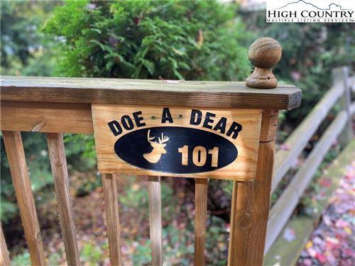 Tiny photo for 101 Doe Lane, Beech Mountain, NC 28604 (MLS # 233712)