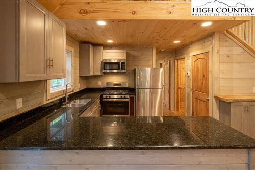 Tiny photo for 129 Staghorn Hollow, Beech Mountain, NC 28604 (MLS # 233771)