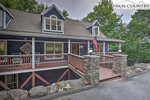 Photo of 115 Saint Andrews Road, Beech Mountain, NC 28604 (MLS # 233979)
