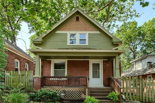 Photo of 713 E 43rd Street, Kansas City, MO 64110 (MLS # 2327236)