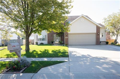 Photo of 4309 Blue Spruce Court, Greenwood, IN 46143 (MLS # 21821053)