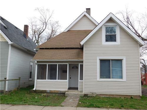 Photo of 1553 West New York, Indianapolis, IN 46222 (MLS # 21613157)