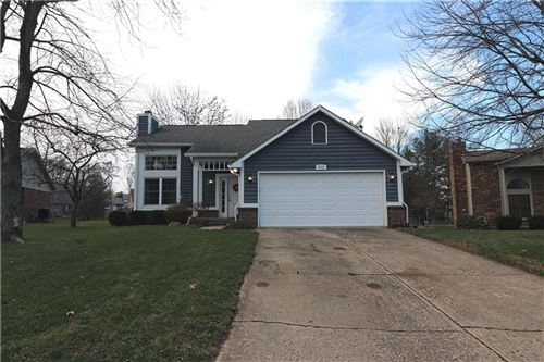 Photo of 8650 Count Turf Court, Indianapolis, IN 46217 (MLS # 21761482)