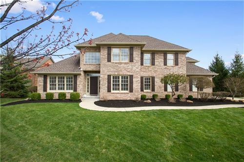 Photo of 10483 MUIRFIELD, Fishers, IN 46037 (MLS # 21475748)