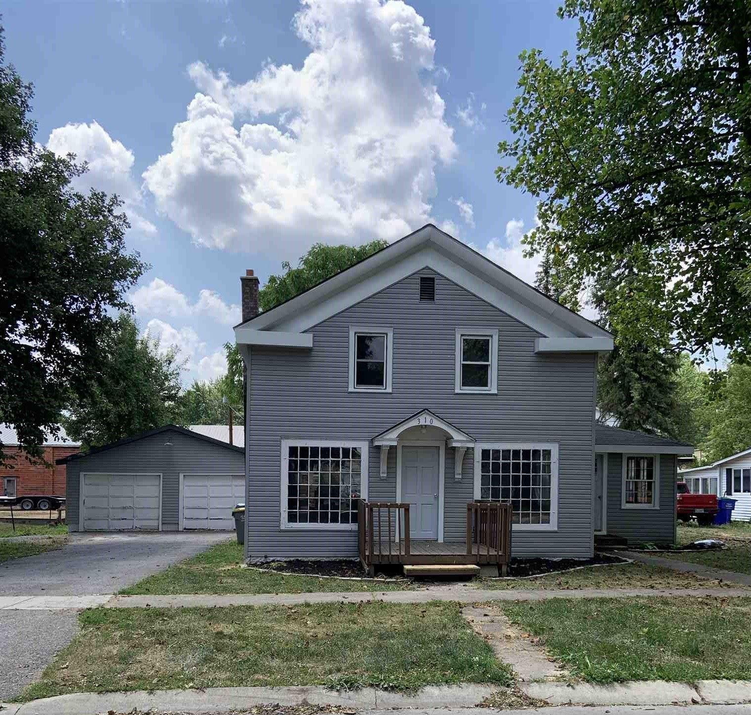 Photo of 310 E Oak Street, Butler, IN 46721 (MLS # 202026075)