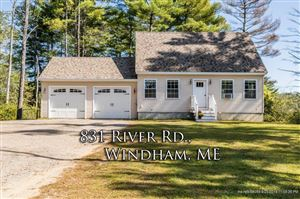 Photo of 831 River Road, Windham, ME 04062 (MLS # 1434049)