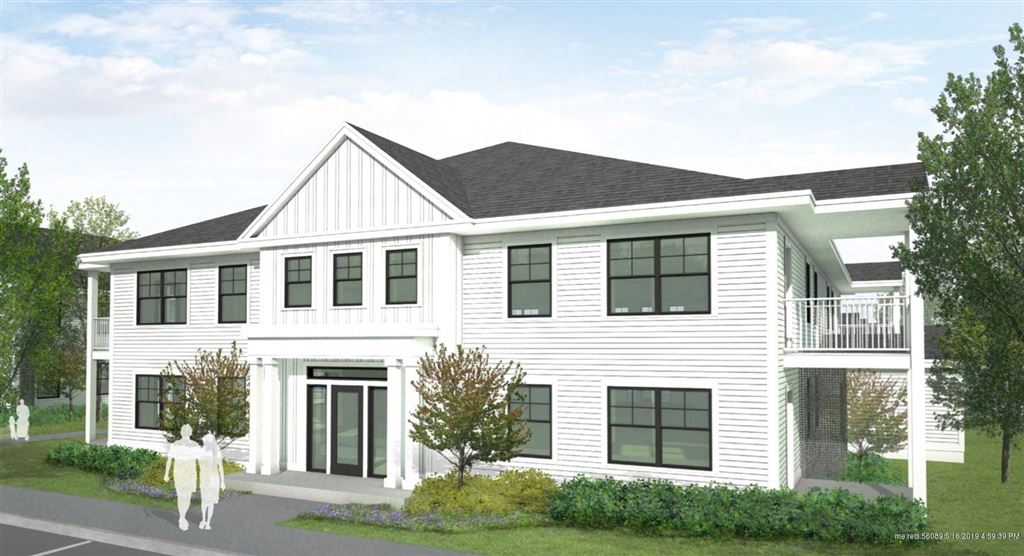 Photo for 35 Mill Commons Drive #117, Scarborough, ME 04074 (MLS # 1406098)