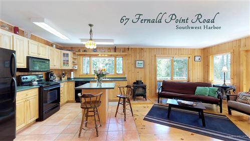 Photo of 67 Fernald Point Road, Southwest Harbor, ME 04679 (MLS # 1454206)