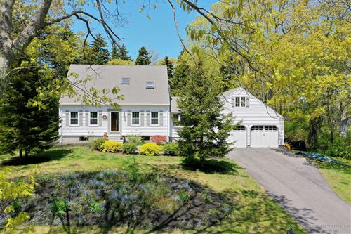 Photo of 17 Hunts Point Road, Cape Elizabeth, ME 04107 (MLS # 1454210)