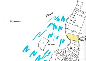 Tiny photo for 0 Ettowah Cove Road, Fryeburg, ME 04037 (MLS # 1404215)