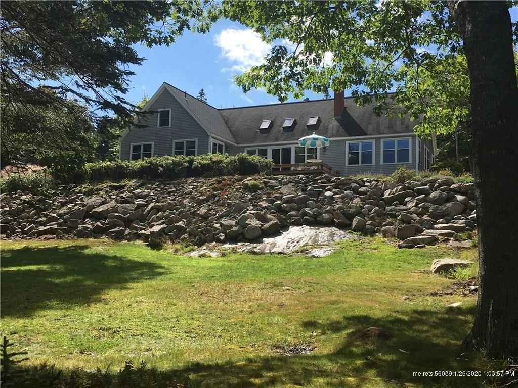 Photo for 683 Sunshine Road, Deer Isle, ME 04627 (MLS # 1341219)