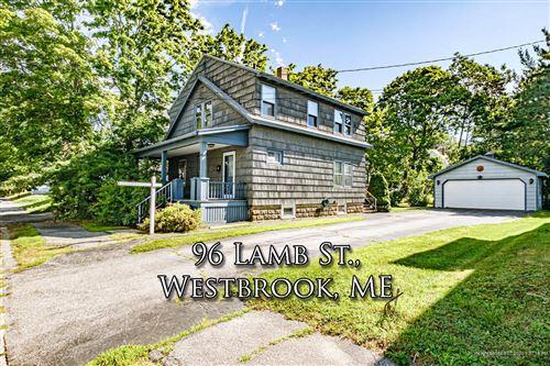 Photo of 96 Lamb Street, Westbrook, ME 04092 (MLS # 1463501)