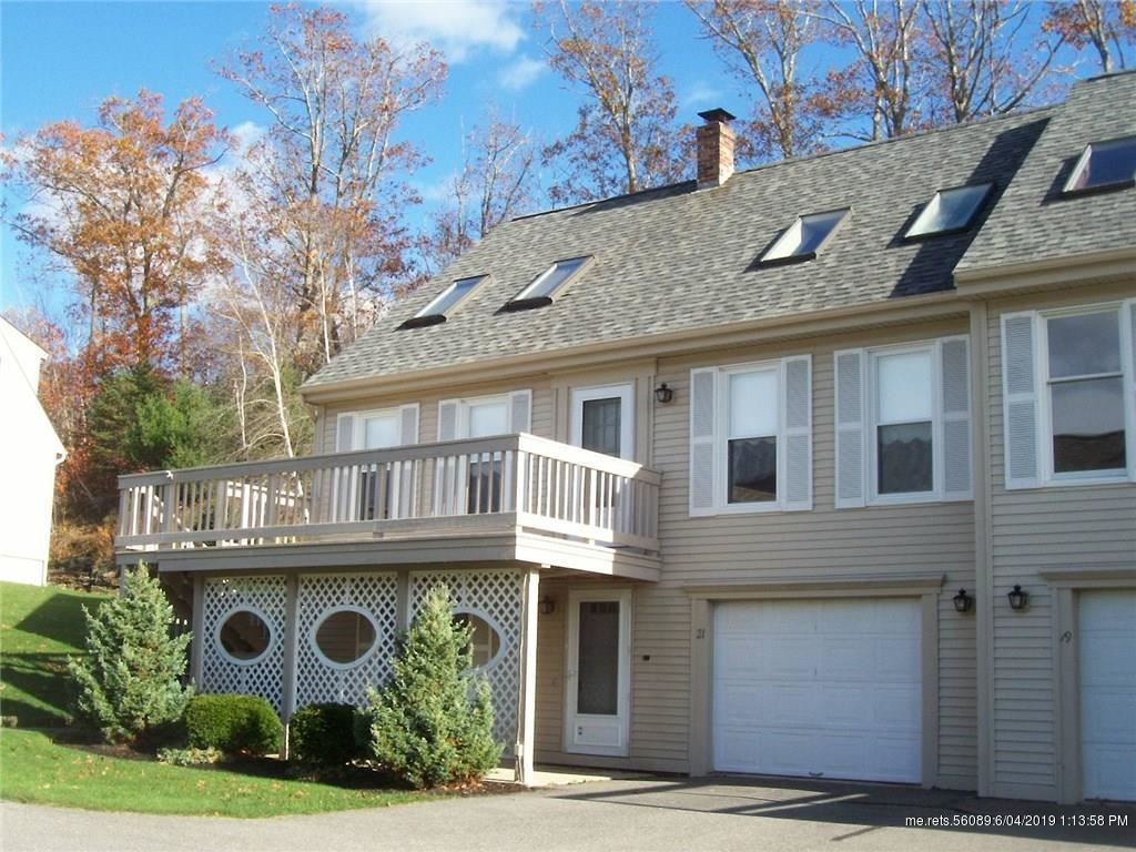Photo for 21 Village CT 7, Boothbay Harbor, ME 04538 (MLS # 1332535)