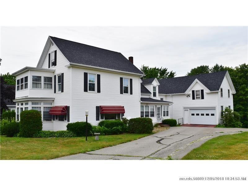 Photo for 42 Church Street, Ellsworth, ME 04605 (MLS # 1360537)