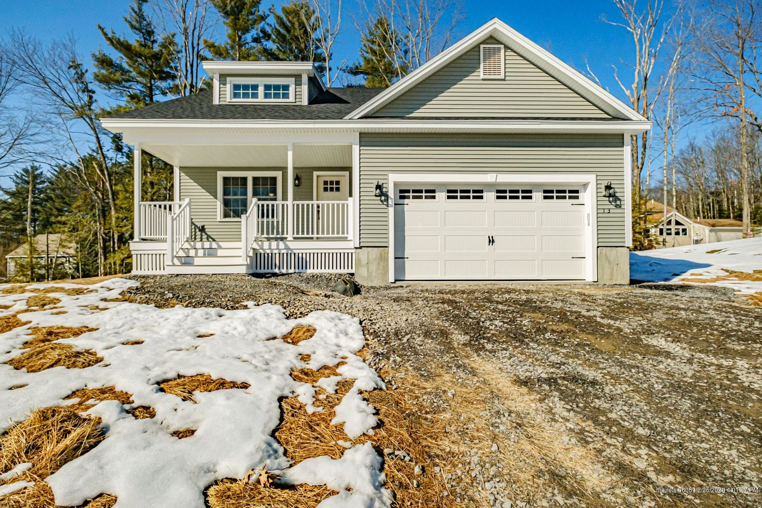Photo for 13 Tucker Brook (Lot 7) Drive, Scarborough, ME 04074 (MLS # 1412558)