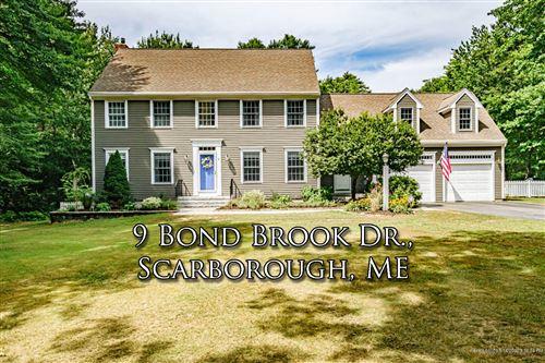 Photo of 9 Bond Brook Drive, Scarborough, ME 04074 (MLS # 1464573)